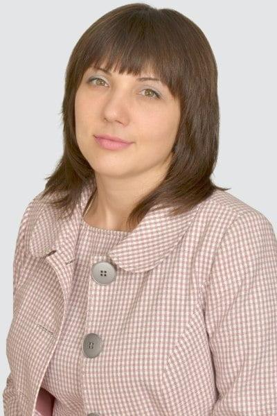 Гриценко Тетяна Володимирівна