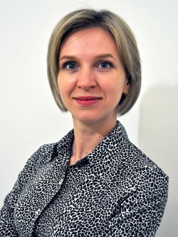 Кізь Олеся Валеріївна