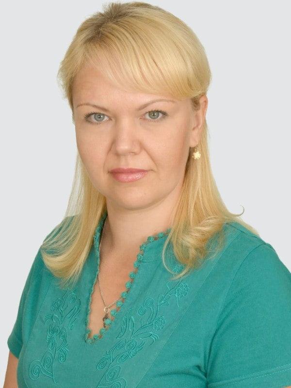 Коломоєць Олена Миколаївна