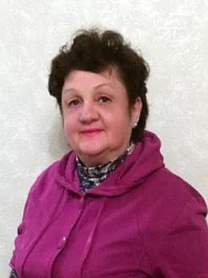 Кравець Валентина Іванівна