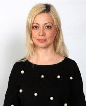 Дяченко Ольга Володимирівна