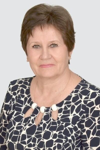 Салєй Алла Дмитрівна