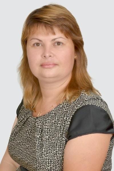 Смолякова Ірина Андріївна