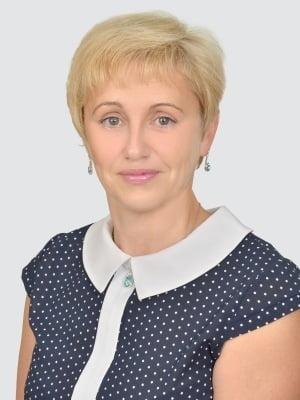 Стоянова Світлана Олексіївна